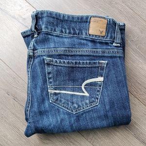 AEO 🦅 Artist Jeans size 4 long